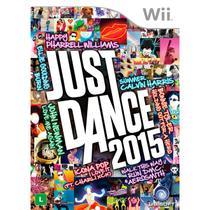 Just Dance 2015 Game Jogo Para Nintendo Wii Ubisoft -