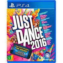 Just Dance 2016 Ps4 - Ubisoft
