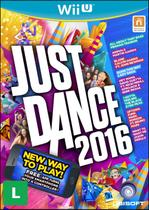Just Dance 2016 - Wii u - Ubisoft