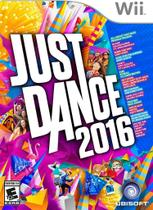 Just Dance 2016 - Wii - Ubisoft