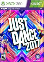 Just Dance 2017 Kinect - Xbox 360 - Ubisoft