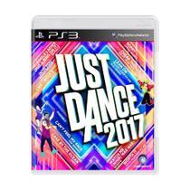 Just Dance 2017 - PS3 Mídia Física - Ubisoft