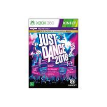 Just Dance 2018 Kinect - Xbox 360 - Ubisoft