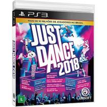 Just Dance 2018 - PS3 - Ea sports