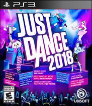 Just Dance 2018 - PS3 - Ubisoft