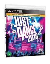 Just Dance 2018 - PS3 - Ubisoft