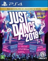 Just Dance 2018 - PS4 - Ubisoft