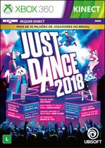 Just Dance 2018 - Xbox 360 - Ubisoft