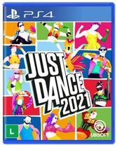 Just Dance 2021 (Just Dance 21) - PS4 Mídia Física - Ubisoft