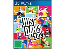 Just Dance 21 para PS4 Ubisoft - Lançamento