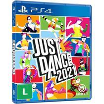 Just Dance 21 Ps4 - Ubisoft