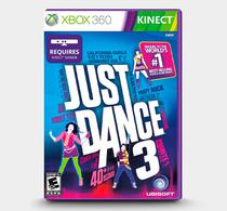 Just Dance 3 - Microsoft