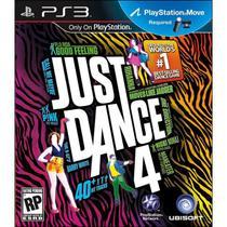 Just Dance 4 Em Português Para Ps3 Ubisoft -