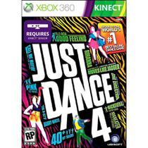 Just Dance 4 Kinect Em Português Br Para Xbox 360 Ubisoft -