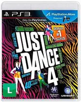 Just Dance 4 - Ps3 - Ubisoft
