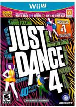 Just Dance 4 Wii U - Nintendo