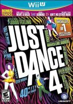 Just Dance 4 - Wii U - Ubisoft