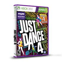Just Dance 4 - Xbox 360 - Geral