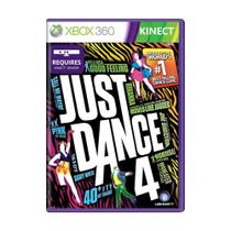 Just Dance 4 - Xbox 360 - Ubisoft