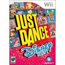 Just Dance Disney Party Game Para Nintendo Wii Ubisoft -