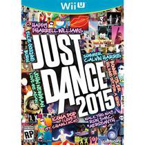 Just Dance Game 2015 Em Português Para Nintendo Wii U - Ubisoft