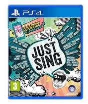 Just Sing - Ps4 - Sony