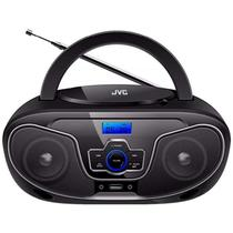 Jvc Radio Com Cd Portatil  Bluetooth/usb/cd/radio/fm/sd 110/220 Volts -