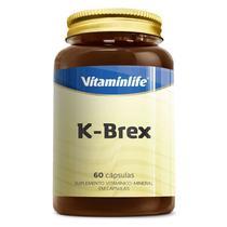 K-Brex - 60 Capsulas - VitaminLife -
