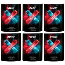 k-med gel lubrificante íntimo sensação de aquecimento e refrescância (6 frascos hot 40g + 6 ice 40g) - Cimed