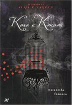 Kara e kmam - segredos de alma e sangue - Aleph -