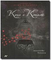 Kara e kmam: segredos de alma e sangue - Aleph -