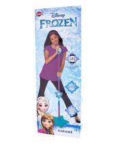 Karaokê Infantil Frozen - Toyng -