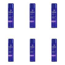 Karina Crystal Complex Hair Spray Forte 400ml (Kit C/06) -