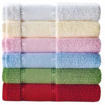 Karsten toalha de lavabo Ligia III -  Verde Kiwi -