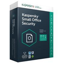 Kaspersky small office sec. p/serv desk e mobiles 10+1  kaspersky -