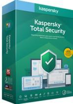 Kaspersky Total Security Multidispositivos 2020 - 10 Dispositivos -