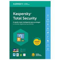 Kaspersky Total Security Multidispositivos - 5 dispositivos -
