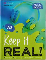 Keep it real! a2 students book - Richmond