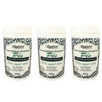 Kelma Creme Esfoliante Desodorante P/ Pés 950g (Kit C/03) -