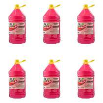 Kelma Frutas Vermelhas Sabonete Líquido 1900ml (Kit C/06) -