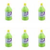 Kelma Keratina S/ Sal Shampoo 1l (Kit C/06) -