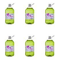 Kelma Keratina Shampoo 1900ml (Kit C/06) -