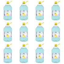 Kelma Perfume De Bebê Sabonete Líquido 1900ml (Kit C/12) -