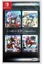 Kemco Rpg Omnibus - Nintendo Switch -