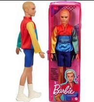 Ken Fashionista 163 Colour Block Hoodie - GRB88 - Mattel