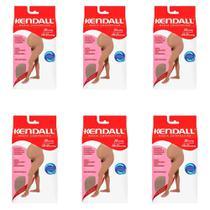 Kendall 1373 Meia Calça Média Compressão Gestante S/ Ponteira G (Kit C/06) -