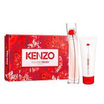 Kenzo Flower By Kenzo Eau de Vie Kit  Perfume Feminino EDP + Loção Corporal -