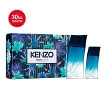 Kenzo Kenzo Homme Kit  1 Perfume Masculino Kenzo Homme Eau de Parfum 100ml + 1 Perfume Masculino Kenzo Homme Eau de Parfum 30ml -