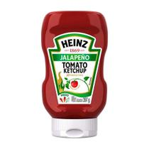 Ketchup Jalapeño 397g - Heinz -