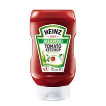 Ketchup Sabor Jalapeño Heinz 397g -